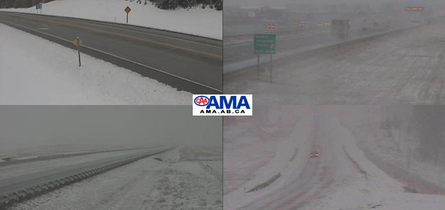 AMA highway cams - Oct.4, 2009