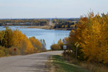 Autumn colors around Gleniffer Lake - Oct.10, 2011