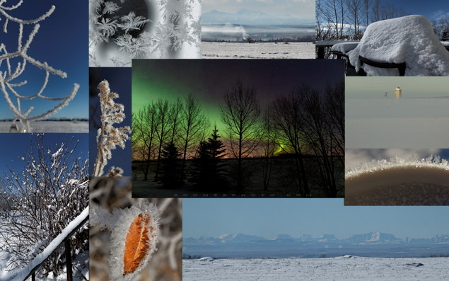 Winter compilation Jan.16 - Feb.23, 2012