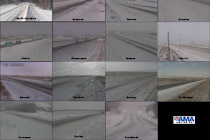 AMA highway cam collection - 10am March 6, 2012